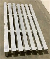 Aluminum Dunnage Rack