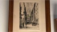 Vintage Prints of Paris