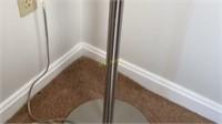 Chrome Styled Floor Lamp