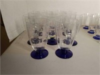 Etched Glassware and Juice Tumblers