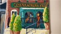 Lisa Madenspacher Oil on Canvas