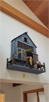 Wooden Town Craft 1991 Lewes Delaware Building
