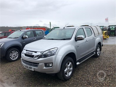 2016 ISUZU D-MAX YUKON at TruckLocator.ie