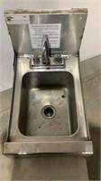 Glass Tender Underbar Hand Sink Unit HSA-12