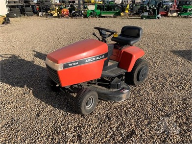 Agco Allis Riding Lawn Mowers For Sale 10 Listings Tractorhouse Com Page 1 Of 1