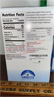 Lindos Magnesium Carbonated Mineral Water. 2- 6