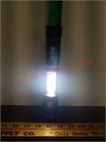 NEW Nebo Slyde extending flashlight w/ magnetic