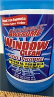 New 30 Pk. Shop Towels & Window Cleaner