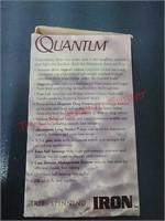 New Quantum Iron IR4F Fishing Reel
