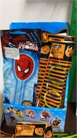 Kid's Lot. Glow Sticks, Daredevil & Iron Man