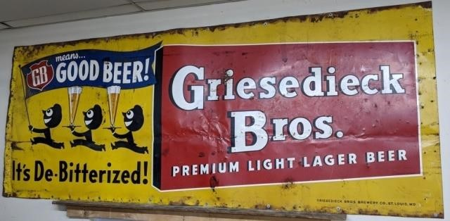 RARE Signs, Advertising, Breweriana, Toys, Tools & More