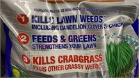 2 Bags of Weed & Feed for your Lawn.