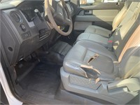2013 Ford F150 4x4 Crew Cab