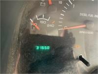 2001 Dodge 3500 Cummins Diesel 4x4 Dump