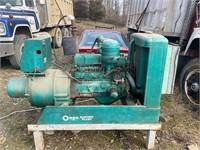 Onan 25KW 3-Phase Generator