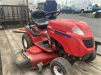 Toro LX 500 lawn tractor