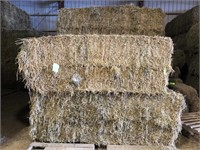 Hay Auction-2 consignors-3 locations (Iowa)