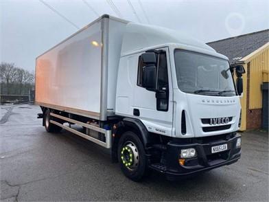 2015 IVECO EUROCARGO 180E18 at TruckLocator.ie