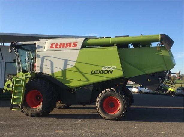 2015 CLAAS LEXION 650