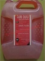 Sani Quad Commercial Food Service Sanitizer