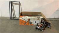 """Ridgid 7"""" Wet Tile Saw With Stand R40311"""