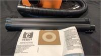 Rigid 4Gal Portable Wet/Dry Vac WD40700