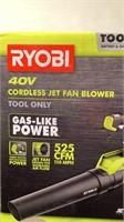Ryobi Blower RY40408VNM