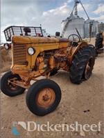 Minneapolis Moline Farm Tractors