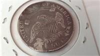 1829 bust half dollar