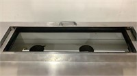 True Pizza Prep Table w/ Refrigerated Base TPP-93