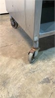 Stainless Steel Rolling Station