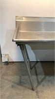Advance Tabco Stainless Steel Sink