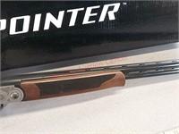 Legacy sports Pointer. 410ga over/under shotgun
