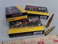 60 rds PMC 5.56 ammo ammunition