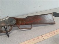 Vintage Daisy No 11 model 29 350 shot bb gun