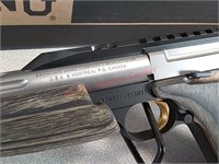 Browning Buck Mark Rifle. 22lr semi auto gun