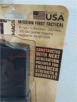 New Mission first AR-15 30 round magazine 5.56 /