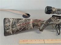 Savage model 93 .22wmr bolt action rifle gun with