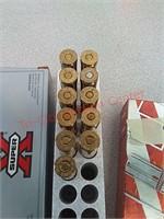 31 rds Hornady 300win mag (19 rds) 150gr interlock