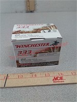 333 rds Winchester 22 lr ammo ammunition