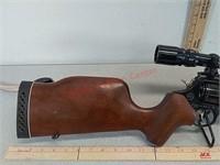Taurus circuit judge .44mag revolver rifle gun,