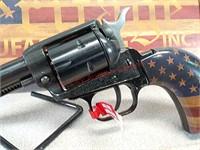 New Heritage 22LR revolver pistol gun, American