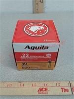 500 rds 22lr ammo ammunition