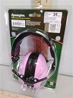 New Remington female hearing protection for