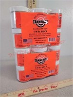 (8) 1/4 lb. Tannerite shooting rifle targets