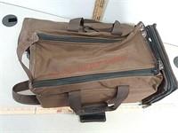 Shooter's Gun Range Bag with gun rest and mat