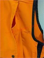 Cabela's shooting / hunting vest men's size large