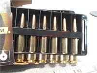 40 rds Federal Premium 224 Valkyrie ammo