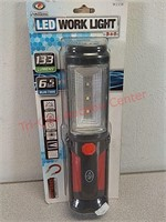 New LED work light with Magnetic base