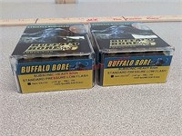 40 rds Buffalo Bore 9 mm ammo ammunition subsonic